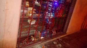Imágen: supermercado ubicado en Alberti y Guiñazú, de Luján de Cuyo Mendoza.